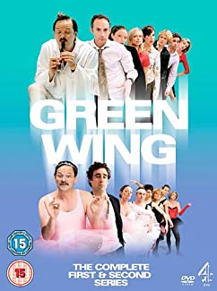 Green Wing - The Complete First & Second Series