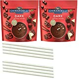 Ghirardelli Chocolate Melting Wafers. One Stop Shopping for the Best Tasting Dipping Dark Chocolate...