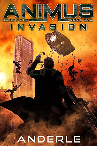 Invasion (Animus Book 10)