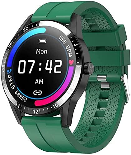 Wyingj Smart Watch Bluetooth Chiamata Smart Watch Uomo e Donna Orologio Sport Fitness Bracciale