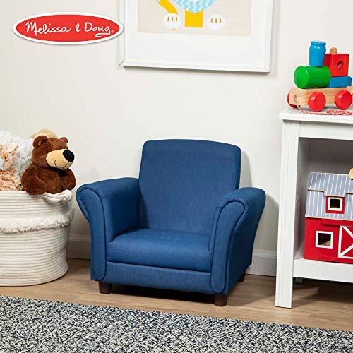 Melissa & Doug Child's Armchair - Denim
