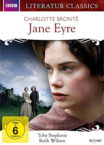 Jane Eyre - Charlotte Bronte - Literatur Classics [2 DVDs]