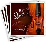 Top Race- Giocattoli, Colore Silver, 1/2-Size, Violin Half Size