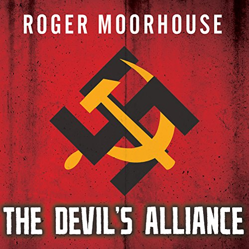 The Devils' Alliance audiobook cover art