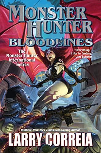 Monster Hunter Bloodlines (Monster Hunters International Book 8) (English Edition)