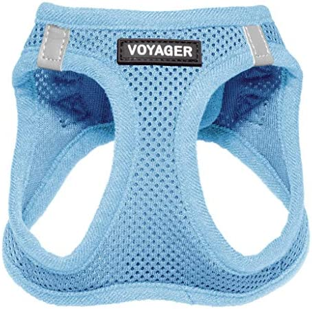 Best Pet Supplies Voyager Step in Air Dog Harness All Weather Mesh Step in Vest Harness for product image