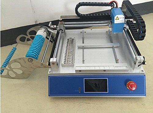 Gowe Small Desktop Plektrum und Ort Machine SMT Prototyping Plektrum Ort charmhigh 110V 220V