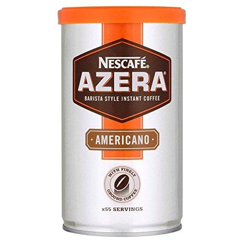 Nescafe Azera Café Americano Instantánea (100g) (Paquete de 2)