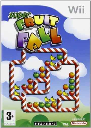 Super Fruit Fall (Wii) [import anglais]