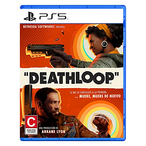 Deathloop - Standard Edition - PlayStation 5