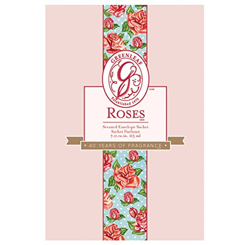 Unbekannt Greenleaf gl900516groß Sachet Roses