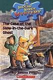 The Case of the Glow-in-the-dark Ghost (Jigsaw Jones Mystery)