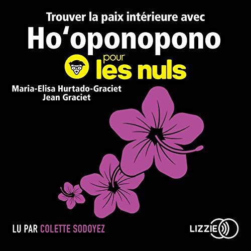 Trouver la paix intérieure avec Ho'oponopono pour les Nuls cover art