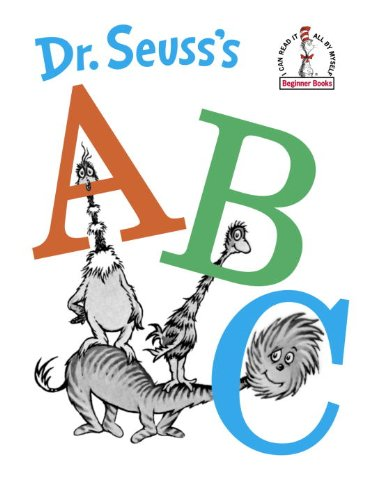 Dr. Seuss's ABC (Turtleback School & Library Binding Edition) (I Can Read It All by Myself Beginner Books (Pb))