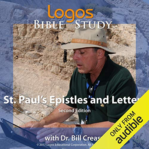 St. Paul's Epistles and Letters audiobook cover art