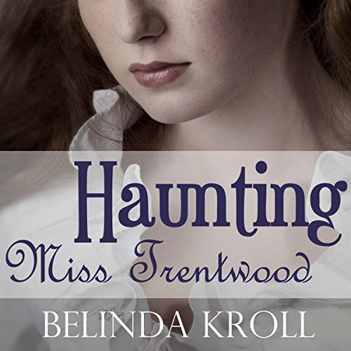 Haunting Miss Trentwood cover art