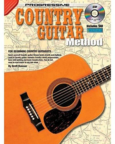 Aprende cómo tocar la guitarra - Método de guitarra de país -...
