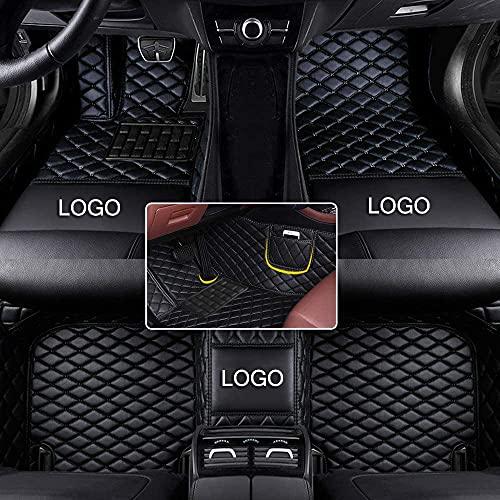 Fit for Mercedes-Benz C Series ML Series GLK Series C180 C200 C250 C300 C350 C63AMG ML350 ML500 ML550 ML63 AMG GLK250 GLK300 GLK350 2008-2019 Sedan Coupe Wagon Luxury Waterproof Auto Floor mats LOGO