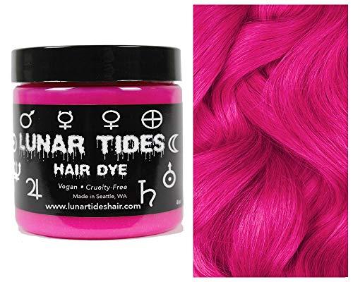 Lunar Tides Haarfärbemittel Semipermanenter Haarfarbstoff Lychee Pink Rosa