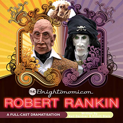 The Brightonomicon audiobook cover art