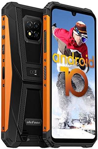 Rugged Phones Unlocked Ulefone Armor 8 4G LTE Dual SIM Octa core 4GB 64GB 16MP Triple Camera product image