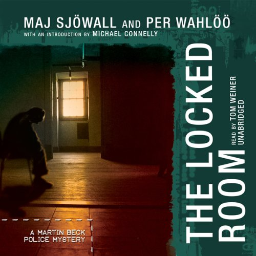 The Locked Room     A Martin Beck Police Mystery              By:                                                                                                                                 Maj Sjöwall,                                                                                        Per Wahlöö                               Narrated by:                                                                                                                                 Tom Weiner                      Length: 8 hrs and 29 mins     87 ratings     Overall 4.3
