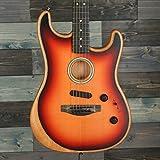 Fender Acoustasonic Stratocaster 3-Tone Sunburst w/Premium Gig Bag