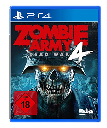 bester Test von zombie army trilogy Zombie Army 4: Toter Krieg – [Playstation 4]