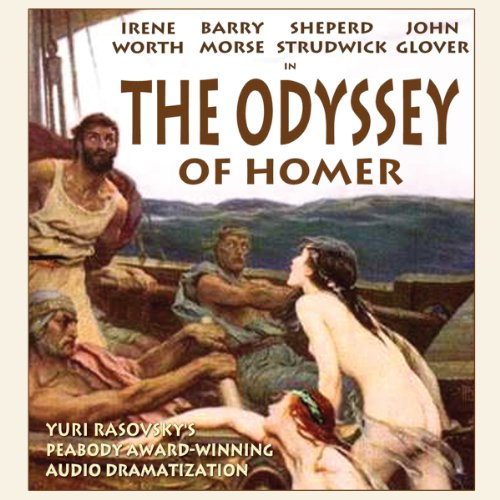 The Odyssey of Homer (Dramatization) cover art