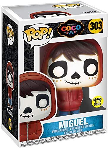 Funko POP Coco Miguel modèle PVC figuras Rocket Figurines Jouets Cadeaux
