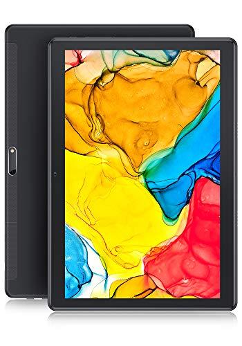 [2021最新版]Dragon Touch タブレット Android10.0 量子ドット 広色域ディスプレイ 10.1インチ RAM3GB/ROM32GB 1920x1200FHD 2.4G-5GWIFI GPS 5+8MP 8コアCPU 日本語仕様書つき MAX10 PLUS