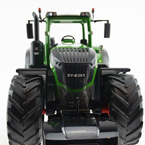 RC Auto kaufen Traktor Bild 6: efaso E351-003 1:16 2,4 GHz RC Trecker mit Licht- und Soundeffekten, erweiterbar mit verschiedenen Anhängern - Komplett RTR*