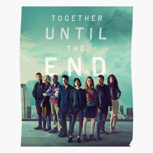 Sense8 Wolfgang New Nomi End Sensies Orange LGBT Black Until 8 is Together Sense The Das eindrucksvollste und stilvollste Poster für Innendekoration, das derzeit erhältlich ist