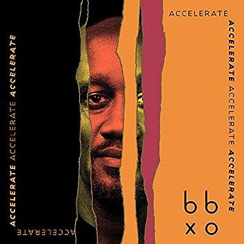 Accelerate (feat. Reba Mangope)