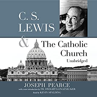 C.S. Lewis and the Catholic Church audiobook cover art