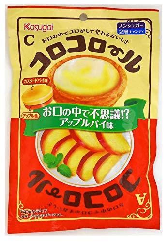 コロコロール 不思議アップルパイ味 6袋