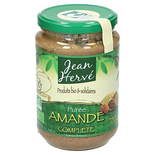 Jean Hervé Purée D'amande Complete Bio 700 G