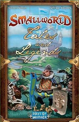 Asmodee Jeux de stratégie - Smallworld