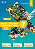 Histoire-Géographie-EMC 3e : Manuel élève