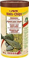 Sera Wels-Chips natur 1 000 ml, gul