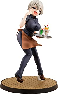 KADOKAWA KDcolle 宇崎ちゃんは遊びたい! 宇崎花 原作版 喫茶アジアVer. 1/7スケール PVC製 塗装済み完成品フィギュア