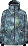 Best O'Neill Snow Jackets - O'NEILL Diabase Snowboard Jacket Mens Sz M Green Review