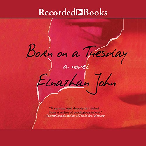 Born on a Tuesday audiobook cover art