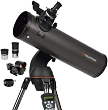 Celestron - NexStar 130SLT Computerized Telescope - Compact and Portable - Newtonian Reflector Optical Design - SkyAlign T...
