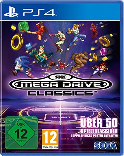 SEGA Mega Drive Classics [Playstation 4]
