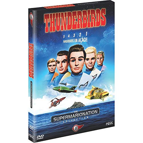 Thunderbirds - The Supermarionation Collection - Vol. 1