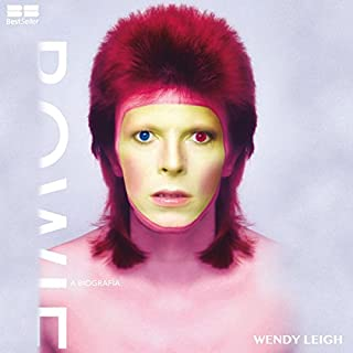 Bowie [Portuguese Edition] audiobook cover art
