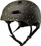 Fox Racing Flight Helmet Black/Gold, L