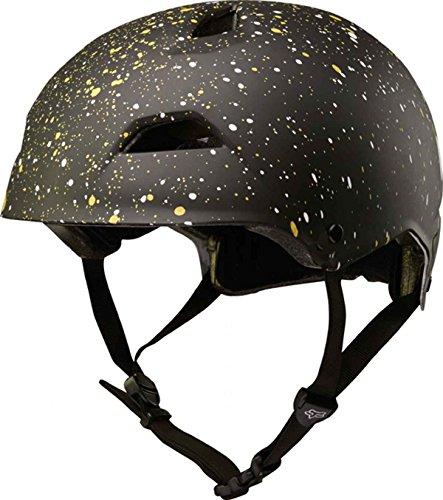 Fox Flight Splatter - Casque de vélo Homme - Noir Tour de tête M   55-56cm 2018 Casque de VTT