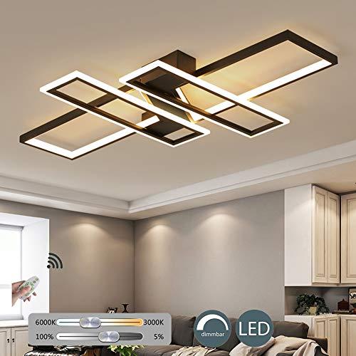 KBEST Moderno Lámpara De Techo Creativo Plafón Luces LED